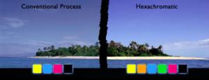 Hexachrome (Altı Renk) Baskı
