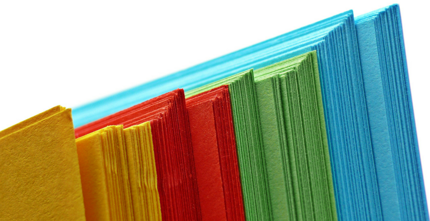 Kağıt Gramajları Nelerdir?